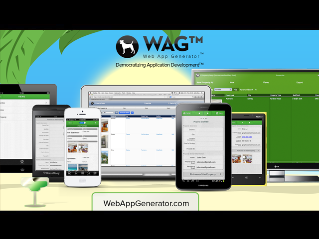 Two Guys Create an App with WAG™